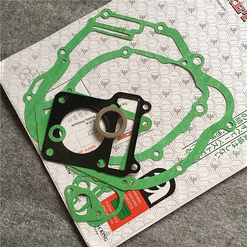 For 125CC Yamaha YBR 125 Motorcycle Engine Accessories Full Gaskets Kit 1 Set Scooter Cylinder Pads Complete Seal Parts