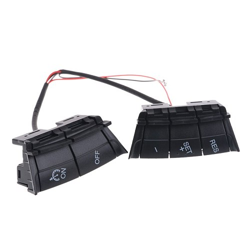 Car Switch Cruise Speed Control System For Ford Focus 2 2005-2011 Steering Wheel Speed Control Switch Jy25 19 Droship