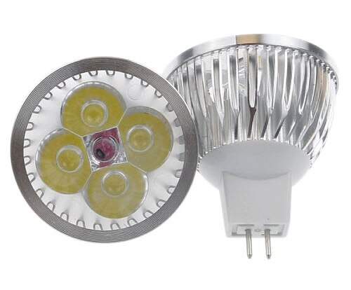 1PCS High power chip LED bulb MR16 9W 12W 15W 12V Dimmable Led Spotlights Warm/Cool White/Pure White LED lamp