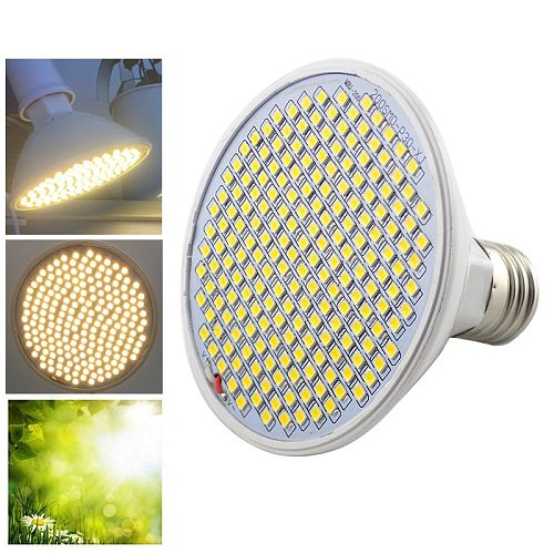 2020 NEW Full Spectrum 200 LED plant Grow light yellow Fitolamp indoor vegs cultivo growbox tent home room green house