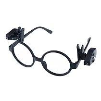 1pcs Flexible Book Reading Lights Night Light For Eyeglass and Tools Mini LED Eyeglass Clip On Universal Portable