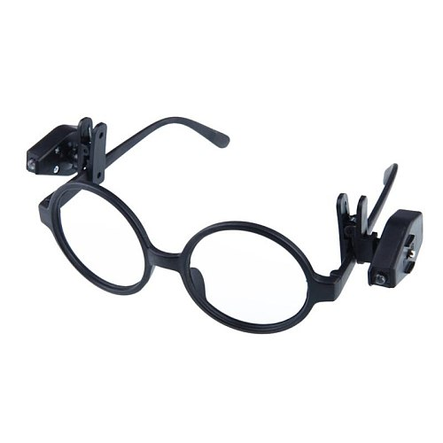 1pcs Flexible Book Reading Lights Night Light For Eyeglass and Tools Mini LED Eyeglass Clip On Universal Portable