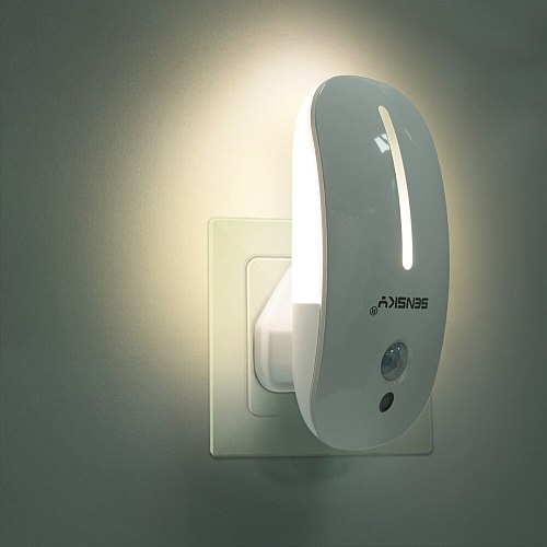 Original Sensky motion LED Night Light Infrared Remote Control Body Smart Home Night Lamp   2pcs/pack