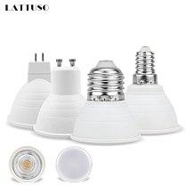 GU10 MR16 Led Bulb E27 E14 6W 220V Beam Angle 24 120 Degree Spotlight For Home Energy Saving Indoor Light Bulb For Table Lamp