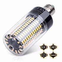 Led E14 Corn Bulb E27 Led Lamp 220V SMD 5736 Smart IC Light Candle Bulb 110V Lampada Led 3.5W 5W 7W 9W 12W 15W 20W No Flicker