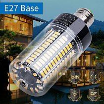 E27 LED Corn Bulb Light 220V LED Lamp Bulb E14 110V 5736 AC85-265V Led Energy saving lights 3.5W 5W 7W 9W 12W 15W 20W No Flicker