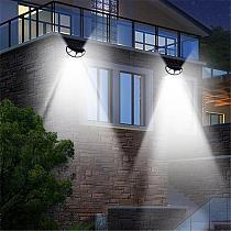 1pcs Solar Lamp Human Induction Wall Lamp Waterproof Outdoor Solar Lights Eco-friendly Pathway Light Solar Garden Light