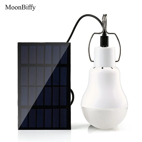 15W 130LM WholeSale Dropshipping Solar Power Outdoor Light Solar Lamp Portable Bulb Solar Energy Lamp Led Lighting