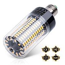 E27 LED Bulb E14 Corn Lamp 110V LED Lamp 220V Lampada LED 85-265V 28 40 72 108 132 156 189leds Energy Saving Light Bulb 5736 SMD