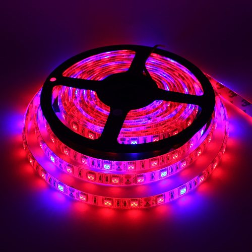 5 M LED Phyto Lamps Full Spectrum LED Strip Light 300 LEDs 5050 Chip LED Fitolampy Grow Lights For Greenhouse Hydroponic plant