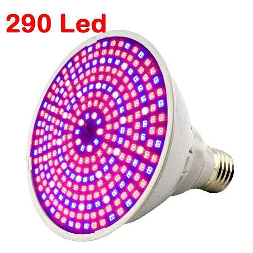 Full spectrum Plant Grow Led Light Bulbs Lamp lighting for vegs hydro Flower Greenhouse Veg Indoor garden E27 phyto growbox
