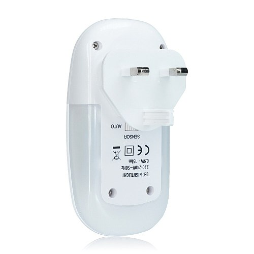 Original Sensky 110V 220V US EU UK Plug LED Night Light Wireless Wall Night lamp for kid bedroom