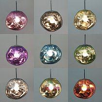 Nordic Led Pendant Lights Lighting Modern Macaron Deco Pendant Lamp Creative Industrial PVC Lava Lamp Loft Bar Cafe Hanging Lamp