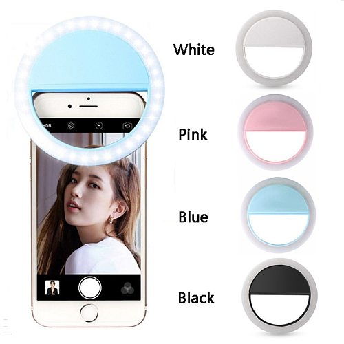 Flash Lens Clip Mobile Phone Light Lamp Litwod Led Bulbs Emergency Dry Battery Ellie King For Photo Camera Well Smartphone