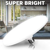 E27 Led Bulb Lampada Led Lamp Light 60W 50W 40W 20W 15W Lighting Bombillas 220V Spotlight UFO For Home Table Lamp Living Room