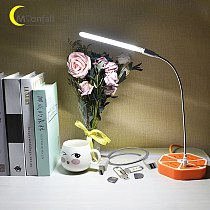 Cmoonfall usb led light baby lamp luz nocturna infantil kids bedroom night lights veilleuse bebe lamparas de mesa lampki nocne