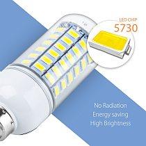Ampoule LED Lamp 220V Corn Bulb LED E27 Bombillas Led E14 Energy Saving Light for Home 3W 5W 7W 12W 15W 18W 20W 25W Lampada 5730