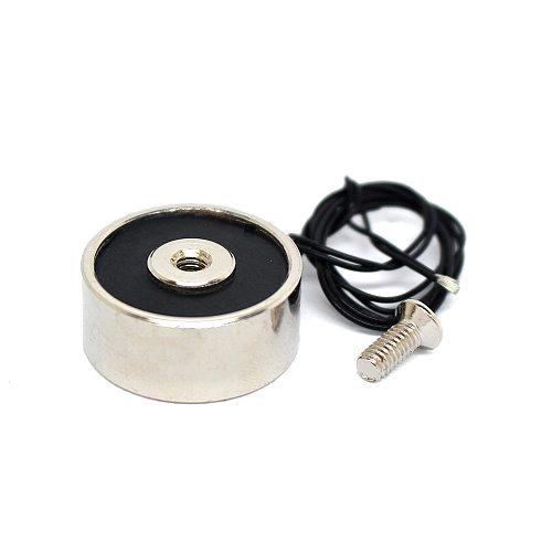 25/11 suction 5KG 50N mini electromagnet solenoid 12v electromagnet 12 volt small electro magnet 24V coil 5V electric magnet