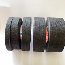 New Tesa Type Coroplast Adhesive Cloth Tape For Cable Harness Wiring Loom Width 9/15/19/25MM Length15M Free shipping