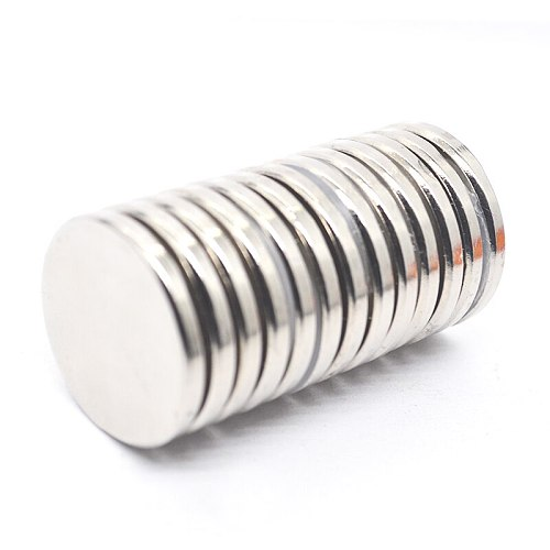 Super Strong Rare Earth Disc  (code number: 253)  Fridge Permanet Magnet Small Round Neodymium Magnet