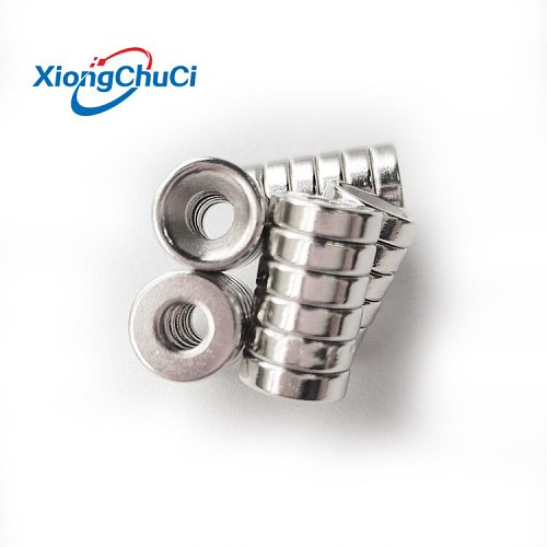 High-quality round magnets (10pcs a pack) D10x3-4 / D10X4-3 Super strong magnetic magnet materials