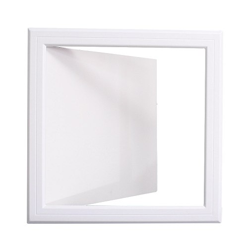 NEW ABS Wall Ceiling Access Panel 7 Sizes White Inspection Plumbing Wiring Door Revision Hatch Cover