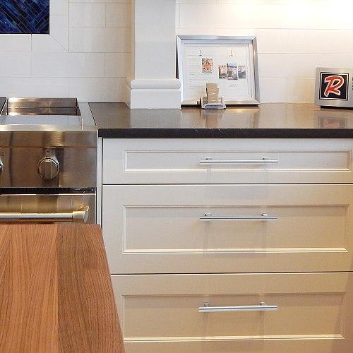 20/22Pcs Modern Furniture Handles Kitchen Cabinet T Pulls Handles knobs Stainless Steel Handles For Furniture