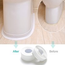 3.4mx38mm 22mm Windows Bath Tape Sealing Strips Pvc Kitchen Waterproof Wall Sticker Self-adhesive Seam Toilet Corner Seal Strip