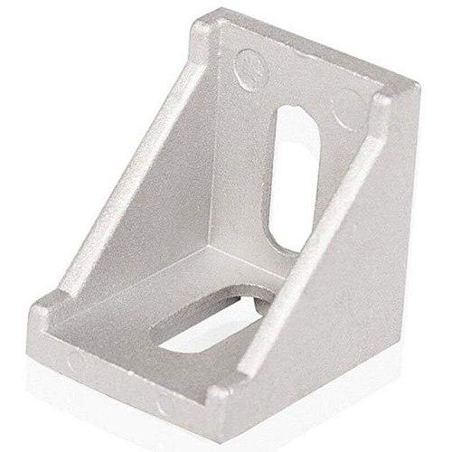 NEW 2020 Series Aluminum Profile Connector Set, 20pcs Corner Bracket,40pcs M5 x 10mm T-slot Nuts, 40pcs M5x10mm Hex Socket Cap