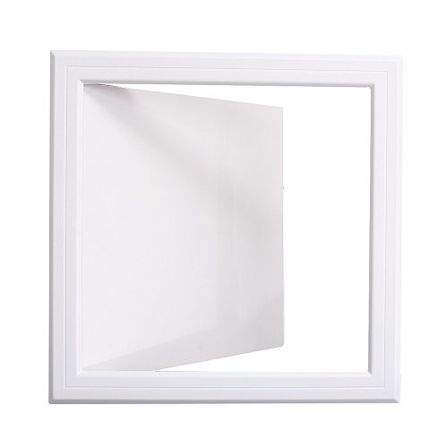 ABS Wall Ceiling Access Panel 7 Sizes White Inspection Plumbing Wiring Door Revision Hatch Cover