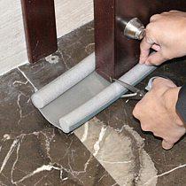 95CM Flexible Door Bottom Sealing Strip Guard Sealer Stopper Door Weatherstrip Guard Wind Dust Blocker Sealer Stopper Door Seal