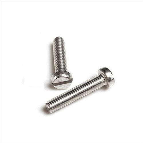 100pcs/lot DIN84 Stainless steel 304 cheese head slotted screw grooving screws M1 M1.2 M1.4 M1.6 M2 M2.5 M3