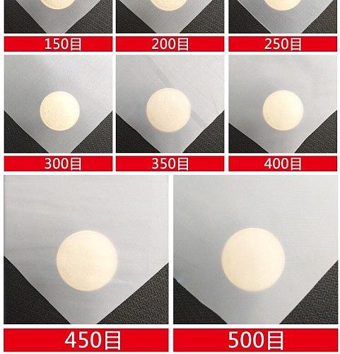 1m*1m 80 mesh/In 180 micron gauze water nylon filter mesh soya bean paint screen coffee wine net fabric industrial filter cloth