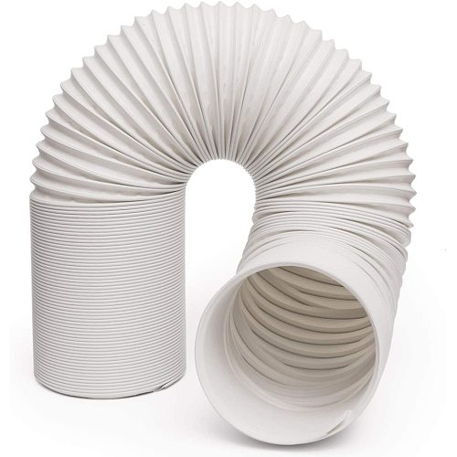 1.5M/2M Flexible Air Conditioner Exhaust Pipe Portable Air Conditioner Hose 15MM Diameter with Clockwise Thread d3