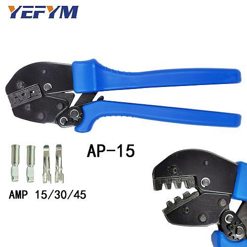 Crimping Pliers Electrical Tools AP-15 for power pole powerpole Connectors Crimp AMP 15/30/45  for low voltage connections