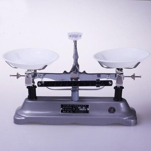 (200g / 0.2g) Precision Laboratory Balance and Weight Set Laboratory Balance Mechanical Scale