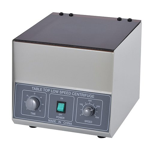 LD-5 50ml*8 0-4000rpm Laboratory Electric Centrifuge Cosmetology Medical Practice Machine Desktop Centrifuge Timing 0-60 Minute