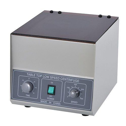LD-5 50ml*8 0-4000rpm Laboratory Electric Centrifuge Cosmetology Medical Practice Machine Desktop Centrifuge Timing 0-60 Minute