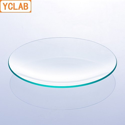 YCLAB 100mm Watch Glass Beaker Cover Domed Hard Glass Laboratory Chemistry Equipment