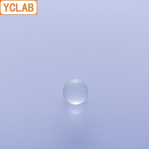 YCLAB 5mm Glass Ball Anti Splashing Liquid Heating Shock Boiling Ornament Crystal Transparent 120 Balls Per Bag