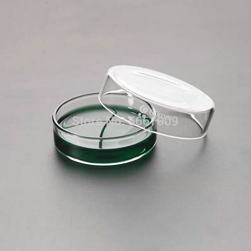 10 pcs/pack 60mm Boro Glass Petri Dishes Affordable For Cell Clear Sterile Chemical Instrument Culture  Dish Lab Supplies