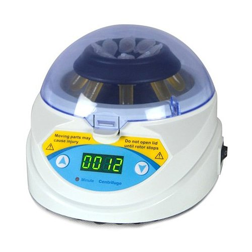 MINI-10K Micro Laboratory 10000RPM Centrifuge LED Display Micro Centrifugal Time Setting ,110V/220V