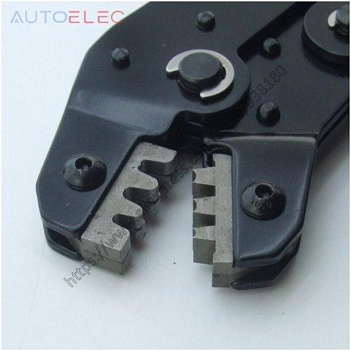 ECU Terminalcrimping tool BARREL CRIMPER OPEN BARREL Automotive AUX switch for 000979009E 00097912E Audi Skoda DELPHI tyco AMP