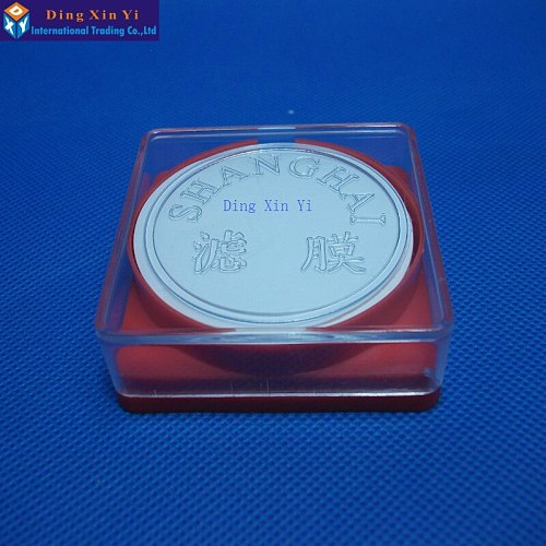 50pcs/lot Hydrophobic membrane 0.45um or 0.22, 50mm PTFE membrane