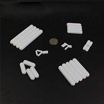 C Type Stirrer Bar 5 to 70mm PTFE Coated Magnetic Lab Stirring Tool