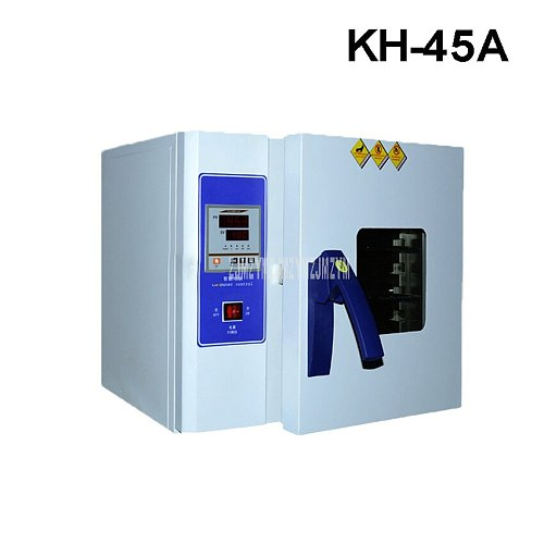 KH-45A 1.2KW Digital Electric Constant Temperature Drying Oven Industrial Medicine Blower Drying Oven Heat Treatment Cabinet