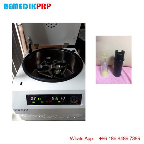 2018 PRP Centrifuges fit for platenet rich plasma prp tube for Hair,  facial, skin and dental treatment