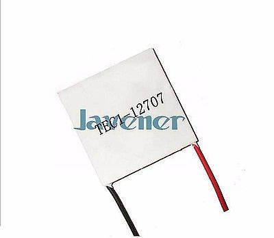 40x40mm TEC1-12707 Heatsink Thermoelectric Cooler Peltier Cooling Plate 12V 7A New Refrigeration Module