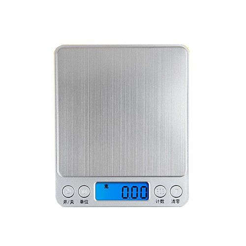 Electronic scale commercial household portable weighing 0.01g small high-precision baking waterproof jewelry scale kitchen scale