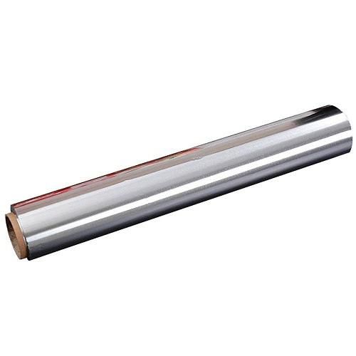 Laboratory Supplies 20M Thickened Aluminum Foil Paper Disposable Consumables Seal Tool Thick Aluminum Foil Paper